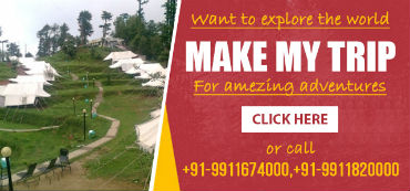 Camps Near Rishikesh