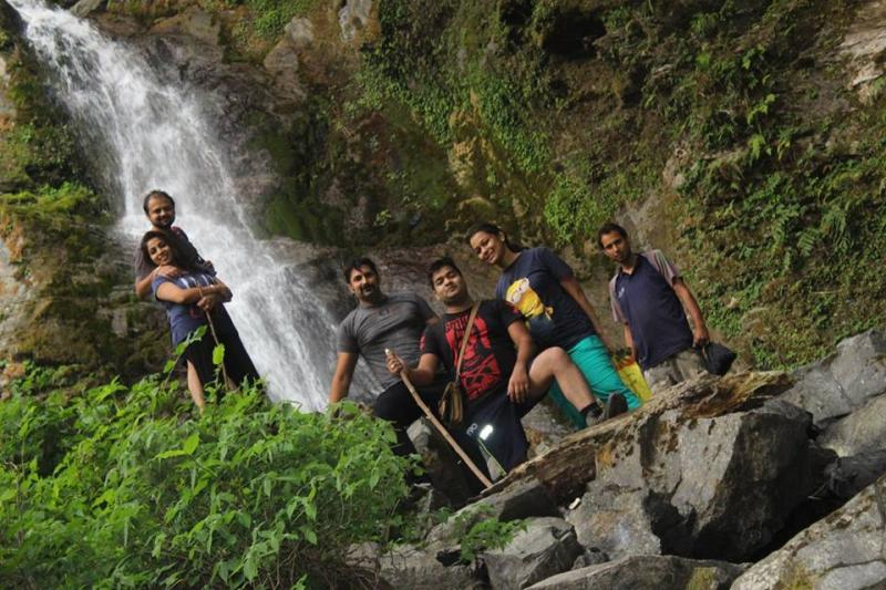 Adventure Camping In Kanatal
