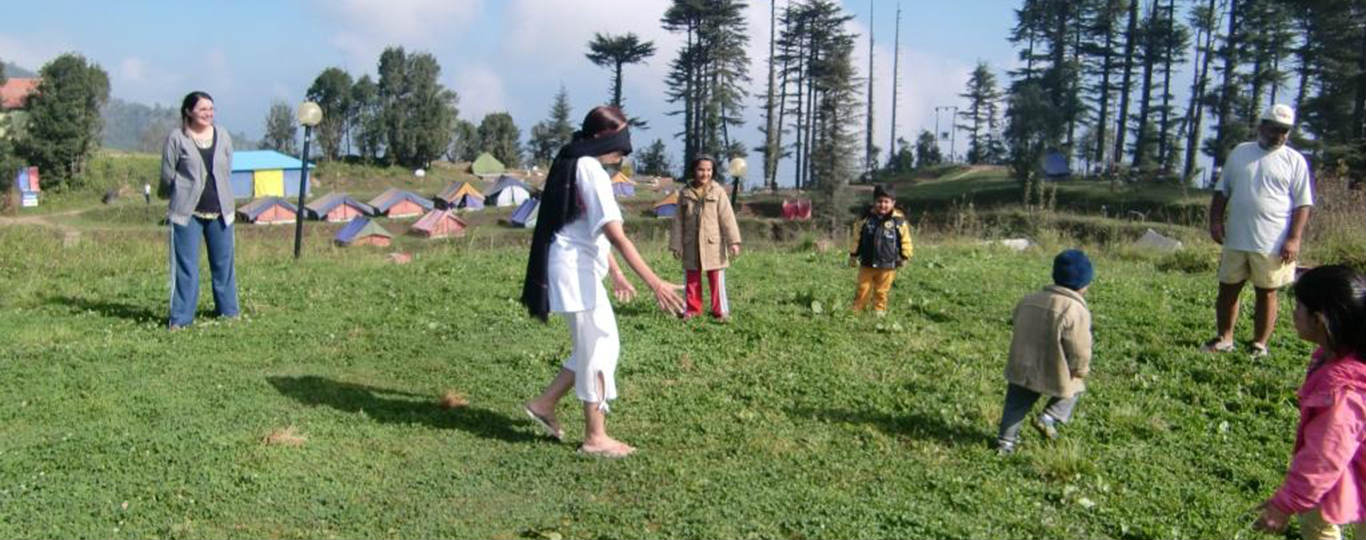Adventure Camping In Dhanaulti